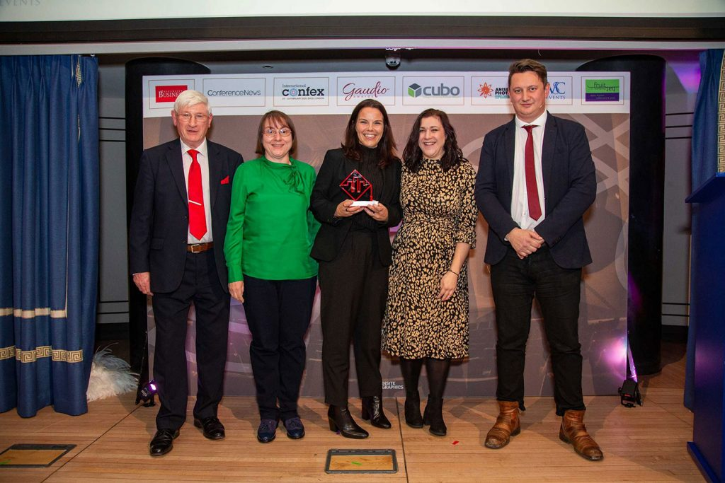Academic Venue Awards 2019